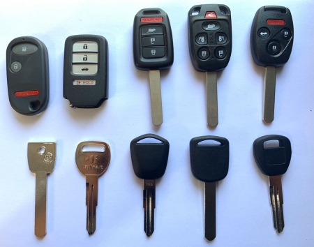 Honda Lost Key Replacement | Mobile Service At Your Location